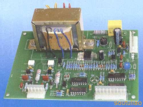 供应-变频器电路板喷涂型线路板三防漆
