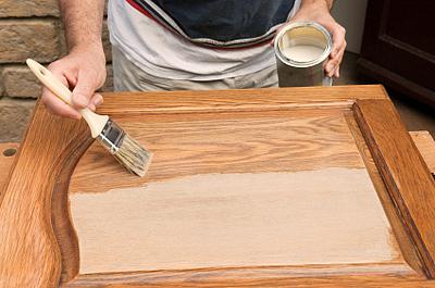 木器涂料原材料组成,设计要领及涂装程序图片